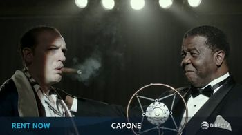 DIRECTV Cinema TV Spot, 'Capone' - 7 commercial airings