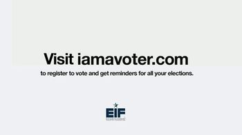 Entertainment Industry Foundation TV Spot, 'I Am a Voter: Women Serving' - Thumbnail 9