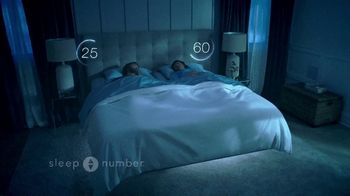 Sleep Number Lowest Prices of the Season TV Spot, 'Adjustable Settings: Save $400' - Thumbnail 3