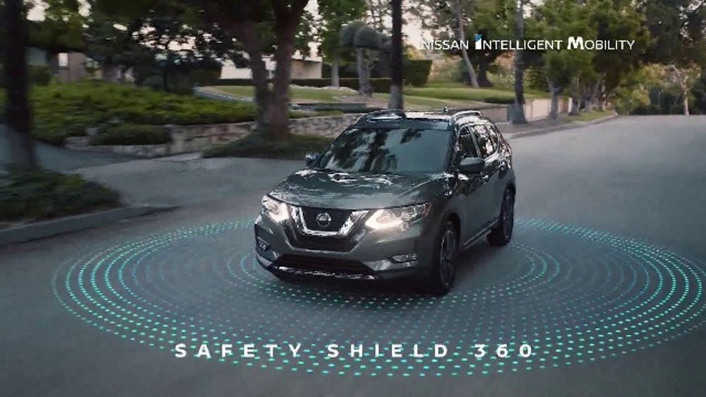 2020 Nissan Rogue TV Commercial, 'All Around Protection' [T2]