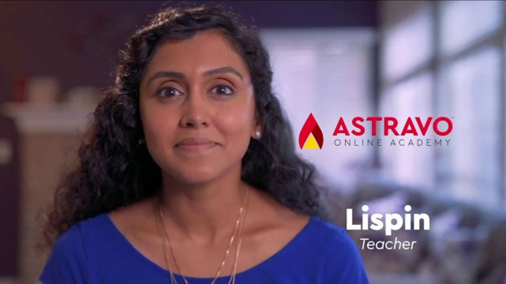 Astravo Online Academy TV Commercial, 'Lispin'