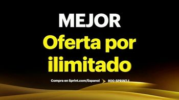 Sprint Unlimited TV Spot, 'Cuatro Apple iPhone 11' [Spanish] - Thumbnail 3