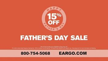 Eargo Father's Day Sale TV Spot, 'Overheard Something You Wish You Hadn't: Remote Consultations' - Thumbnail 9