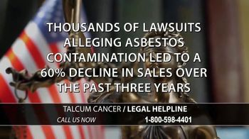 Morelli Law Firm TV Spot, 'Baby Powder: Ovarian Cancer' - Thumbnail 5