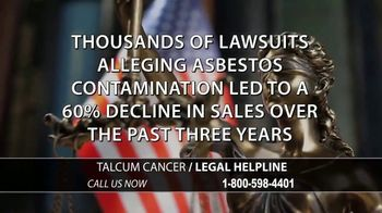Morelli Law Firm TV Spot, 'Baby Powder: Ovarian Cancer' - Thumbnail 7