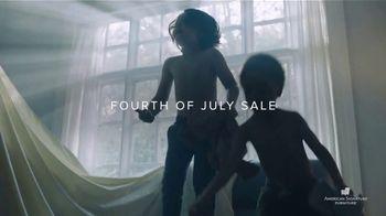 American Signature Furniture Fourth of July Sale TV Spot, 'Enjoy'