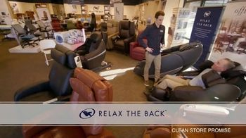 Relax the Back TV Spot, 'Dedicated to You: Zero Gravity Recliners' - Thumbnail 1