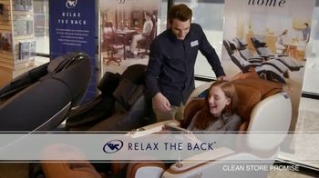 Relax the Back TV Spot, 'Dedicated to You: Zero Gravity Recliners' - Thumbnail 3