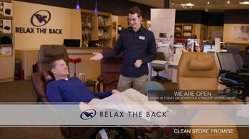 Relax the Back TV Spot, 'Dedicated to You: Zero Gravity Recliners' - Thumbnail 7