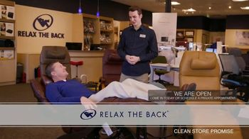 Relax the Back TV Spot, 'Dedicated to You: Zero Gravity Recliners' - Thumbnail 8
