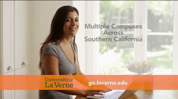 University of La Verne TV Spot, 'Now Accepting Applications for Fall Term' - Thumbnail 7