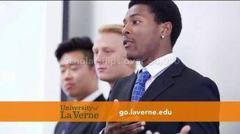 University of La Verne TV Spot, 'Now Accepting Applications for Fall Term' - Thumbnail 3
