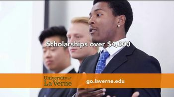 University of La Verne TV Spot, 'Now Accepting Applications for Fall Term' - Thumbnail 4