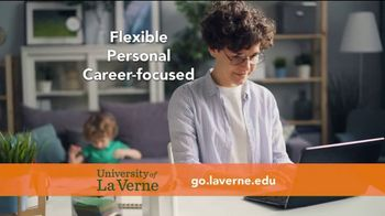 University of La Verne TV Spot, 'Now Accepting Applications for Fall Term' - Thumbnail 6