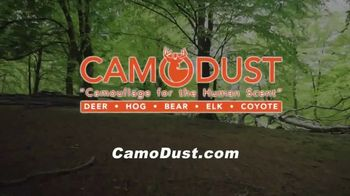 CamoDust TV Spot, 'Camouflauge for the Human Scent' - Thumbnail 9