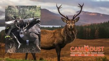 CamoDust TV Spot, 'Camouflauge for the Human Scent' - Thumbnail 6