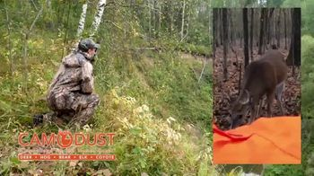CamoDust TV Spot, 'Camouflauge for the Human Scent' - Thumbnail 8