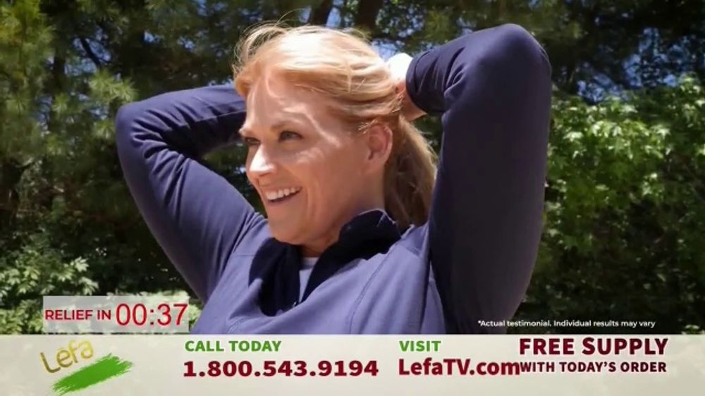 Lefa TV Commercial, 'Suffering Right Now'