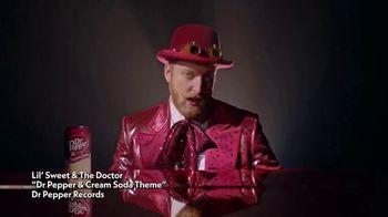 Dr Pepper & Cream Soda TV Spot, 'A Delicious Duet: Treat Pyramid' Featuring Justin Guarini - Thumbnail 1
