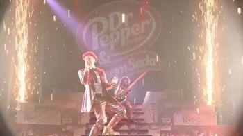 Dr Pepper & Cream Soda TV Spot, 'A Delicious Duet: Treat Pyramid' Featuring Justin Guarini - Thumbnail 9