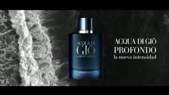 Giorgio Armani Acqua Di Giò Profondo TV Spot, 'La nueva intensidad' canción de KALEO [Spanish] - Thumbnail 6