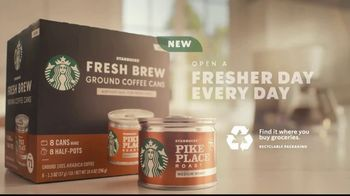 Starbucks Fresh Brew TV Spot, 'Coffee Will Never Be the Same' - Thumbnail 8