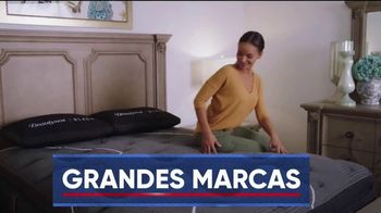Rooms to Go Mes del Colchón TV Spot, 'Beautyrest, Serta y Therapedic: $577' [Spanish] - Thumbnail 3