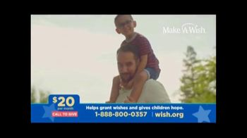 Make-A-Wish Foundation TV Spot, 'What is a Wish' - Thumbnail 9