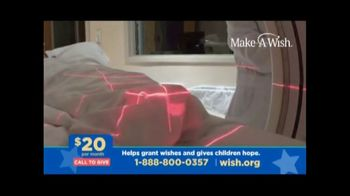 Make-A-Wish Foundation TV Spot, 'What is a Wish' - Thumbnail 4