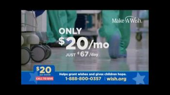Make-A-Wish Foundation TV Spot, 'What is a Wish' - Thumbnail 5