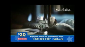 Make-A-Wish Foundation TV Spot, 'What is a Wish' - Thumbnail 6