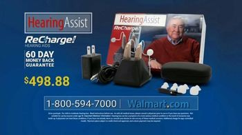 Hearing Assist, LLC TV Spot, 'Heard You the First Time: $498.88 and Up' - Thumbnail 9