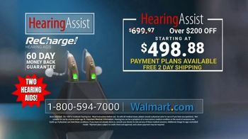 Hearing Assist, LLC TV Spot, 'Heard You the First Time: $498.88 and Up' - Thumbnail 8