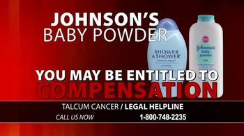Arnold & Itkin LLP TV Spot, 'Ovarian Cancer Linked to Talcum Powder: Discontinued' - Thumbnail 3