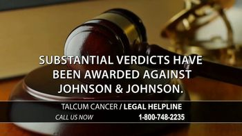 Arnold & Itkin LLP TV Spot, 'Ovarian Cancer Linked to Talcum Powder: Discontinued' - Thumbnail 6