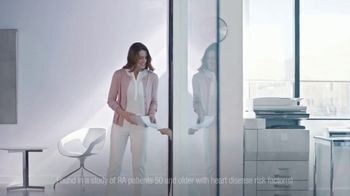 Xeljanz TV Spot, 'Mornings: Take Your Daughter to Work: RA' - Thumbnail 8