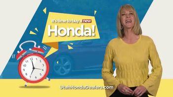 Honda TV Spot, 'Utah: Before Time Runs Out' [T2] - Thumbnail 1