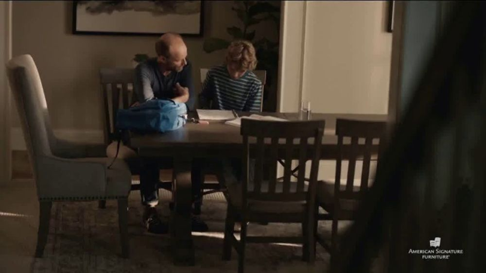 American Signature Furniture The Great-Give Back TV Commercial, 'Every Moment'