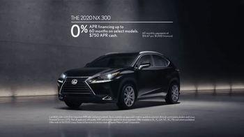 2020 Lexus NX TV Spot, 'Brilliant' [T2] - Thumbnail 7