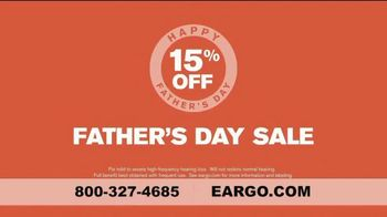 Eargo Father's Day Sale TV Spot, 'Tune in to What Matters' - Thumbnail 8