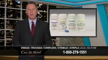 South Branch Law Group TV Spot, 'HIV Medication' - Thumbnail 1