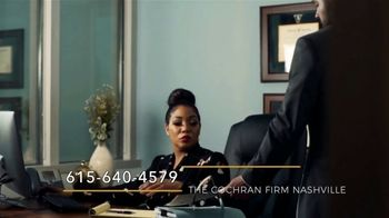 The Cochran Law Firm TV Spot, 'Born and Bred: Nashville'