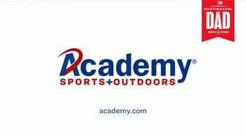 Academy Sports + Outdoors 4 Day Sale Event TV Spot, 'Dad Picks: Athletic Wear, Golf Balls & Coolers' - Thumbnail 9
