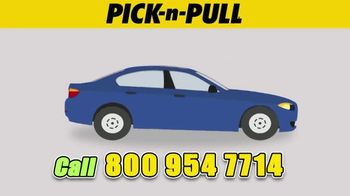Pick-n-Pull TV Spot, 'Cash for Junk Cars' - Thumbnail 4