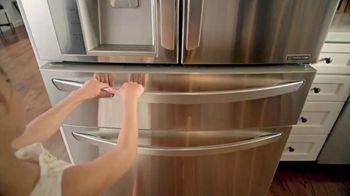 The Home Depot TV Spot, 'Cool Drinks & Midnight Snacks: Samsung Refrigerator' - Thumbnail 1