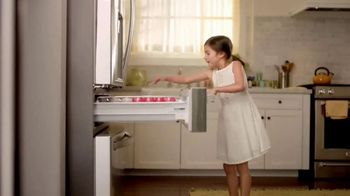 The Home Depot TV Spot, 'Cool Drinks & Midnight Snacks: Samsung Refrigerator'