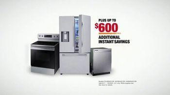 The Home Depot TV Spot, 'Cool Drinks & Midnight Snacks: Samsung Refrigerator' - Thumbnail 9