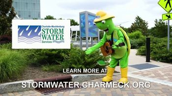 City of Charlotte TV Spot, 'Only Rainwater' - Thumbnail 9