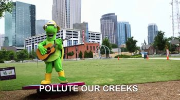 City of Charlotte TV Spot, 'Only Rainwater' - Thumbnail 3