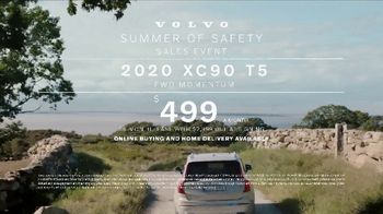 Volvo Summer of Safety Sales Event TV Spot, 'Safety Above Everything: XC90' Song by Marti West [T2] - Thumbnail 6